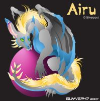 Airu vector by guyver47