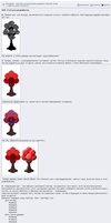 PixelArt - pixel tree step by step by Neo-The-Fox