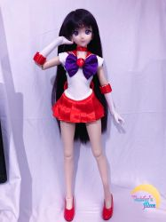Sailor Mars - 41 by djvanisher
