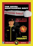 TRMN Recruiting Poster - Honor Harrington Fan Art by kwhammes
