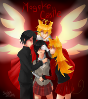 Mogeko Castle - Victim by KirigayaLucky13