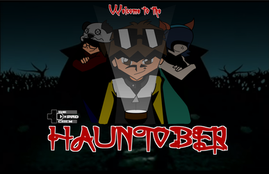 Come to the Hauntober by DBurch01