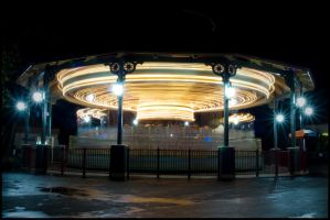 Long Exposure at La Ronde - 14 by particle-fountain
