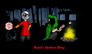Episode 45 - Anansi's Goatman Story by Crazon
