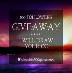 Art Giveaway on Instagram! by AKoukis