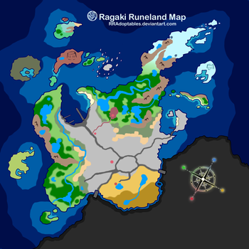 Resource : Runeland Map by Ragaki-Runeland