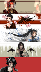 My Banners by CyiV