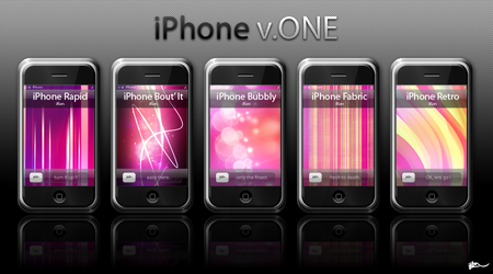iPhone v.One by kon