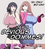 Jam's Devious Dommes! (Pic Pack)