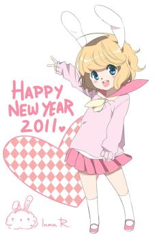New Year 2011. by inma