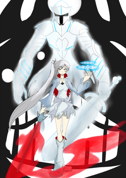 Weiss' Mastered Semblance by Sorairo-Wolf