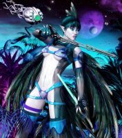 Elvian Scout by DesignsByEve