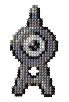 201 - Unown 'A' by Devi-Tiger