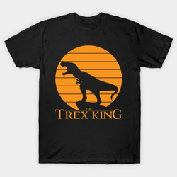 The Trex King by Samoht-Lion