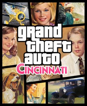 GTA: Cincinnati draft. by huckleberrypie