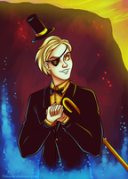 Bill Cipher by 7Lisa