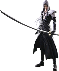 Sephiroth-play-arts-action-figure by coolzero2a