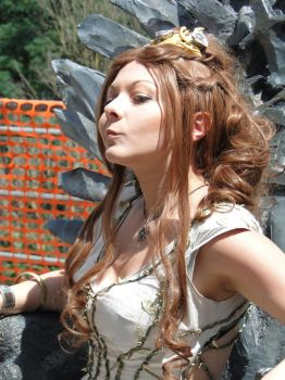 Margaery Tyrell Wedding Costume Cosplay by CircusOnMegiddo