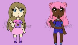 CLOSED Adoptables Pack 1 by NeptuneGamerYT
