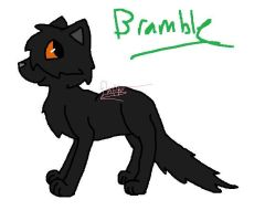 Bramble by Flapper812-or-Shadow
