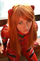 Asuka Langley: Are you stupid? by MaryjaneDesignStudio