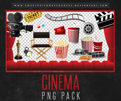 Cine | PNG by sweetpoisonresources