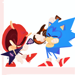 Sonic and Mighty - Sonic Mania Plus 10/10! by Lallelol