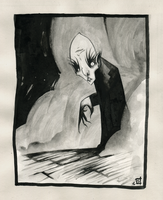 Nosferatu by willymerry