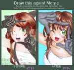 Draw This Again Meme: Lights, camera, ACTION! by Aiko-Hirocho