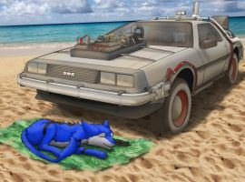 Not the best Dune buggy by MiketheSergal