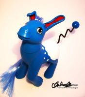 Azumarill Custom My Little Pony