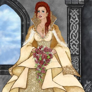 To be a Queen by MacedonianMuse