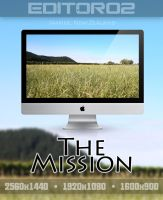 The Mission Wallpaper by GavinAsh