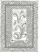Celtic Knot Panel by LorraineKelly