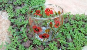 Glass-poppies2-3 by zlatvic