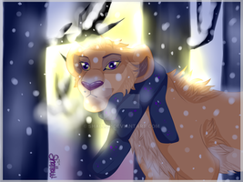 Frost at Midnight by Shallur