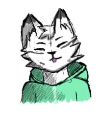 Blep by SnowOwO