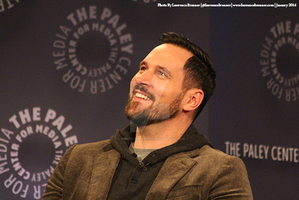 Travis Willingham at the Paley Center by lawrencebrenner