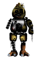 Chica Fnaf6 by 133alexander