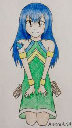 Wendy Marvell  by Annouk64