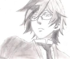 Young Grell Sutcliff by JeffTheFuckingKiller
