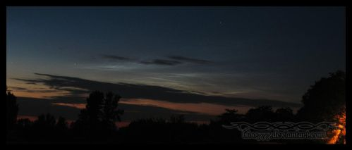 2011.07.09 Noctilucent Clouds by Atmospheric-Bloo