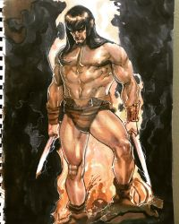 Conan by Alex0wens