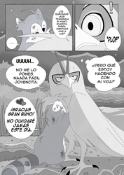 2nd LIFE - Vida a Traves del Espejo / Pag - 25 by EVANGELION-02