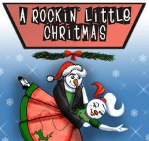 Christmas CD Cover by TRALLT