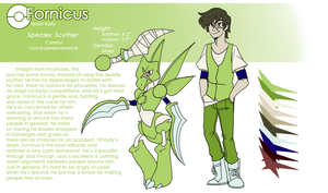 Fornicus Scyther Reference by Skitea