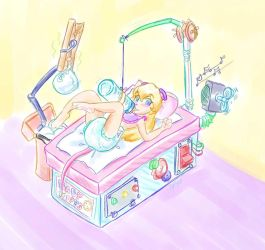 Gadget's Babysitting Machine by RFSwitched