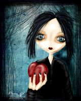 Precious gift by MySweetDarkness