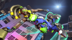 Overwatch - Lucio by cfowler7-SFM