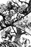 Swamp Thing 2 page 4 by YanickPaquette
